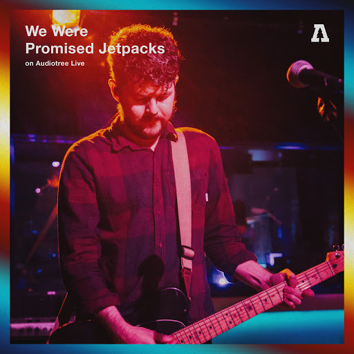 We Were Promised Jetpacks альбом We Were Promised Jetpacks on Audiotree Live (#2)