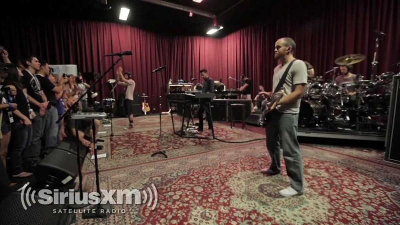 Linkin Park 'BURN IT DOWN' Live Fan Concert on SiriusXM