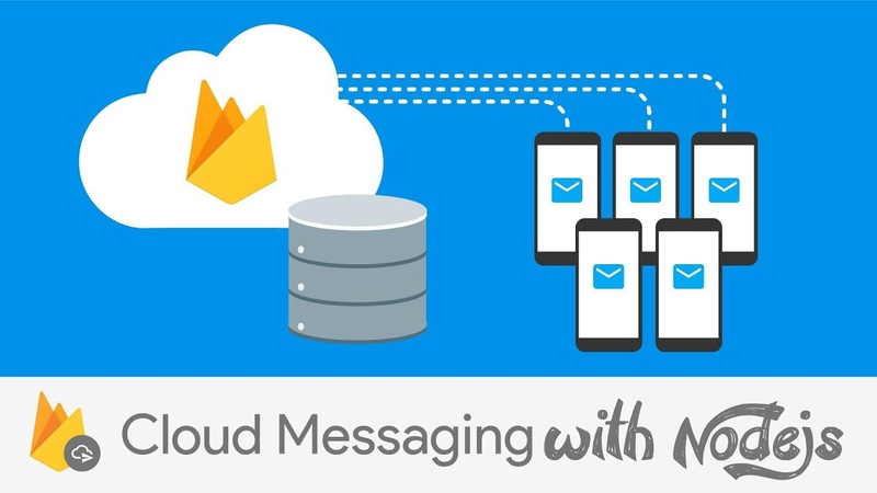 Sending Firebase Cloud Messages from a Node.js Server