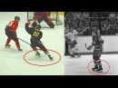 Using Former NHLers Skates from the 1970's VS. BEERLEAGUERS