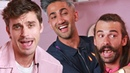 The Queer Eye Guys Make A BuzzFeed Quiz