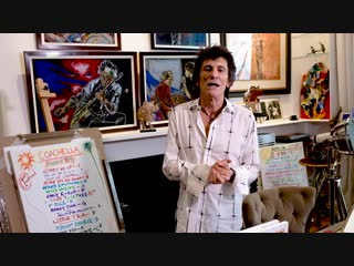 Stones set lists by ronnie wood