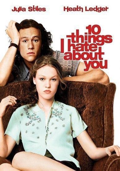 10 причин моей ненависти (1999)