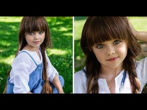 Школа замерла в восхищении самая красивая девочка в мире пошла в первый класс