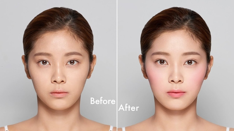 How to use blush - 블러셔 활용법