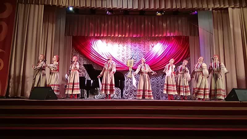 ДК А С Пушкина ансамбль Барвинок