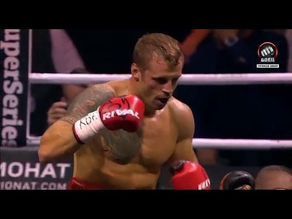 Mairis Briedis vs Brandon Deslaurier Full fight