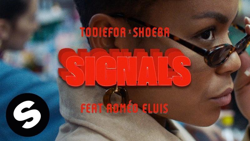 Todiefor SHOEBA x Roméo Elvis - Signals (Official Music Video)