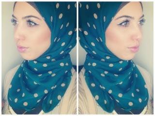Classy Hijab Style
