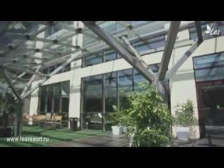 Территория отеля LES Art Resort ****