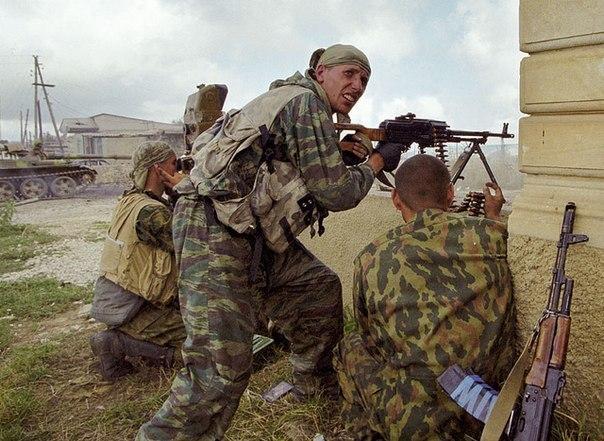 Чеченский конфликт Википедия