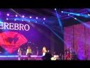 Группа Серебро Концерт в Омске 04 08 2018