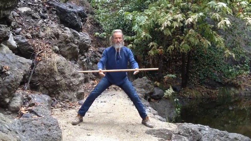Qigong Staff For Everybody with the ZenKahuna