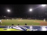 Baseball. Columbia Fireflies won the inning