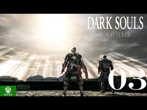 Dark Souls: Remastered ► Xbox ONE ► Хавел Скала, Меч дракона, Гаргульи и Первый колокол.