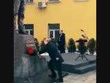 Открытие памятника Александру Солженицыну