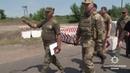 Открытие блокпостов в Славянске, Константиновке и в Луганской области