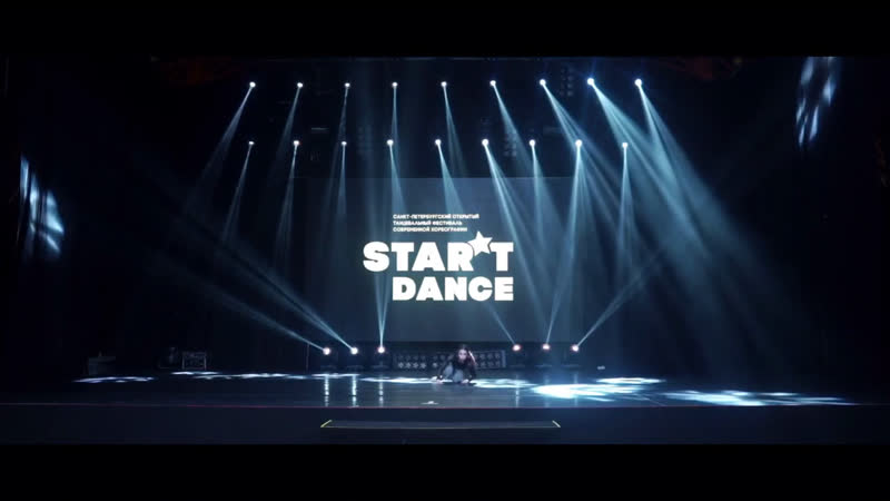 Климова Валерия 2'ST PLACE Contemporary solo beginners junior STAR'TDANCEFEST VOL13