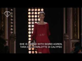 fashiontv | FTV.com - CONSTANCE JABLONSKI MODEL F/W 10-11