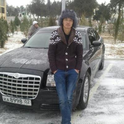 Sabyr Djurabaev, 11 сентября , Москва, id202808206