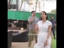 Акшай Кумар Amit Sadh Vineet Singh и Sunny Kaushal во время рекламных акций Gold