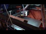 3D Принтер исполняет имперский марш