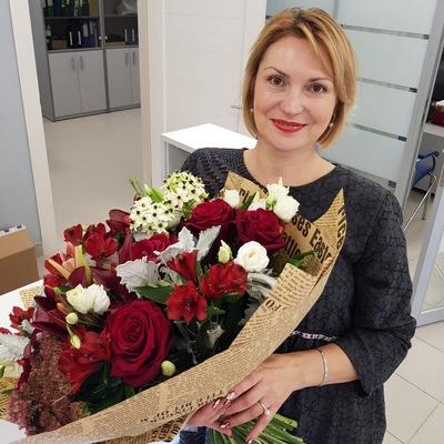 Оксана Распаева