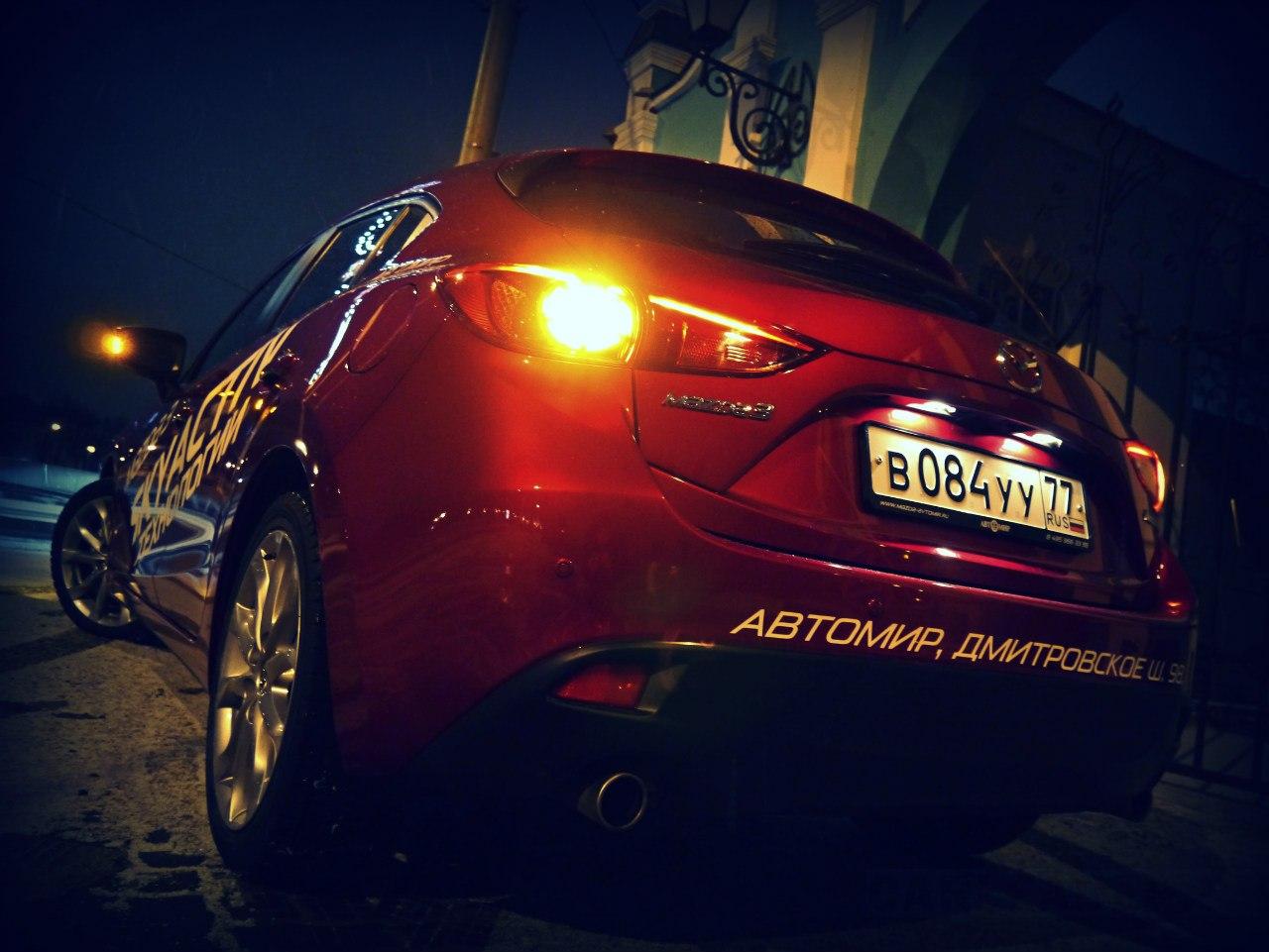 Mazda3 2014 хэтч