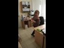 Боевая тетка из Дикси атакует батоном