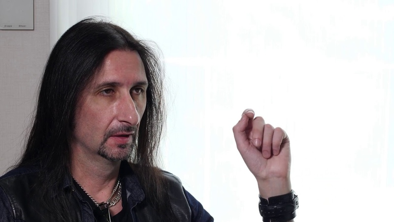 Uriah Heep - Davey Talks About Making of Living The Dream