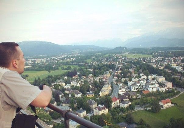 Красоты Австрии!