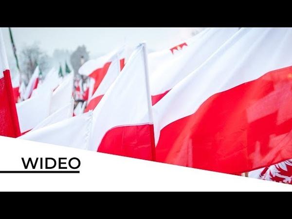 MARSZ MILIONA NA STULECIE   Marsz Niepodległości 2018