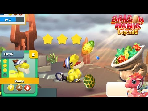 ACE Dragon Hatching Gameplay Dragon Mania Legends Part 1110 HD