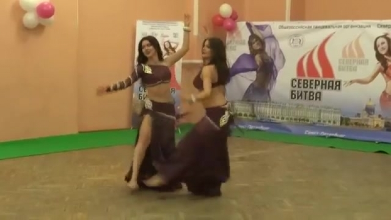 Anna Zvereva Natalia Rudometkina DANCE QUEEN by Olesya Pisarenko 21923