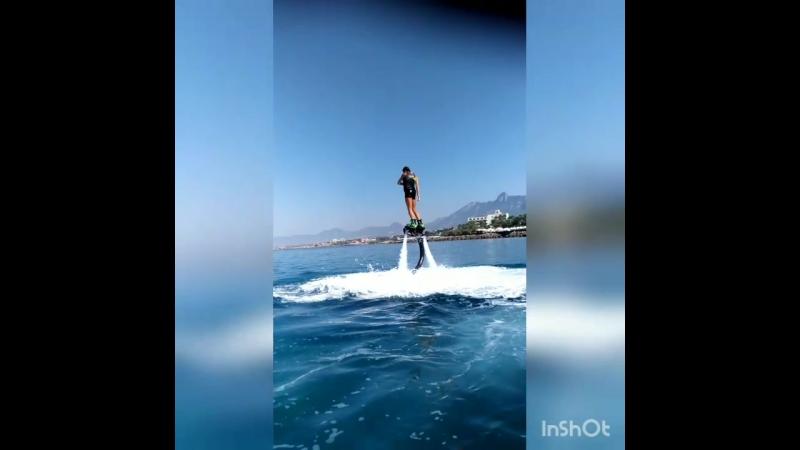 Flyboard fun