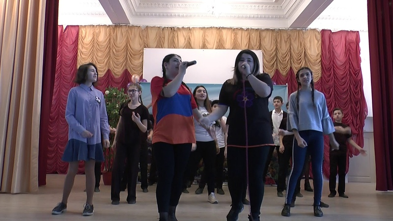 Выступление 6 А класса на фестивале Будем знакомы-2019!