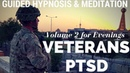 VETERANS with PTSD - Guided Hypnosis Meditation for Sleep and Relaxation (vol 2 evening version)