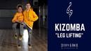 Kizomba Training Leg Lifting Level 2 - 🎯 Challenge 19/24