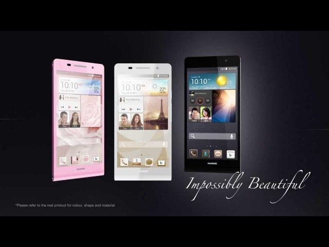 19.06 9:11. Состоялся анонс смартфона Huawei Ascend P6, который, как сообщ