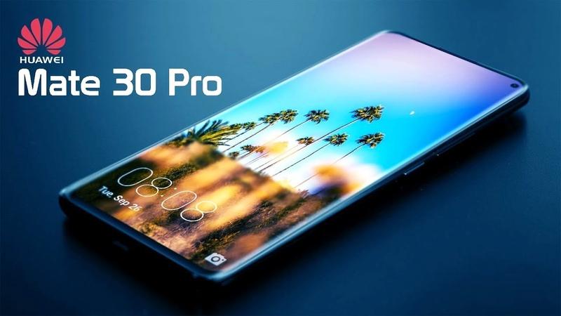 Huawei P30 Pro - МЕГА СМАРТФОН 2019 ГОДА Сгибаемый Huawei Mate X - ОФИЦИАЛЬНО!