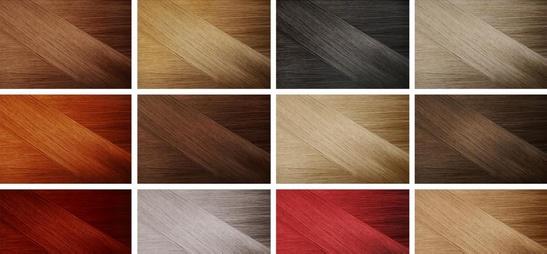 Стойкий цвет волос позволяет достичь краска доступная в любом оттенке от светлого до темного.