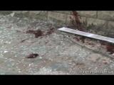 Красный Лиман. 3 июня, 2014. Убитые на ЖД вокзале (видео Нашлиман).
