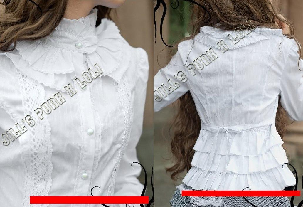 Блузка Лолита С Доставкой