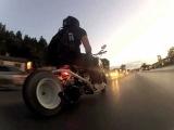 South Dakota Scooter Dude Cruise - Honda Ruckus