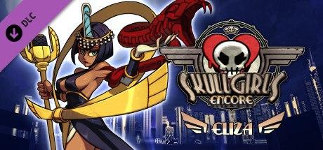 """Skullgirls DLC """"Eliza"""" Бесплатно в течение ограниченного времени!"""