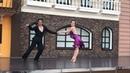 Denis Dunaev Vika Parfenova showcase Samba 2018