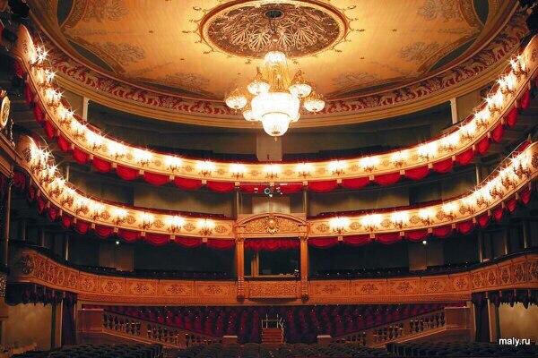 Билеты в театр  купить билеты на спектакли Москвы онлайн