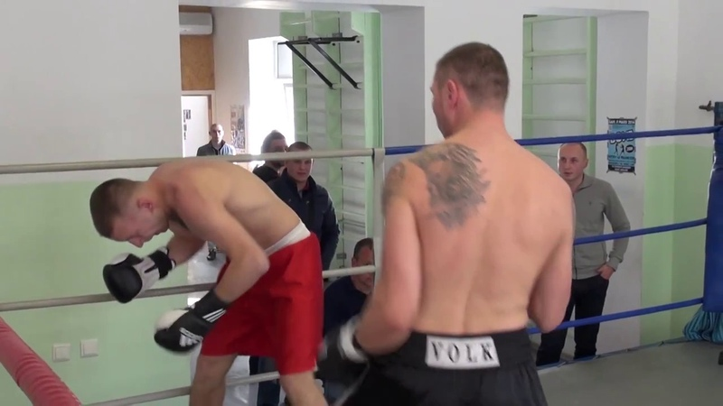 Andrejs Tolstihs (Latvia) VS Arturs Perihs (Latvia) 01.04.2014 proboxing.eu
