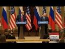 Холодная война давно закончилась Путин об отношениях России и США