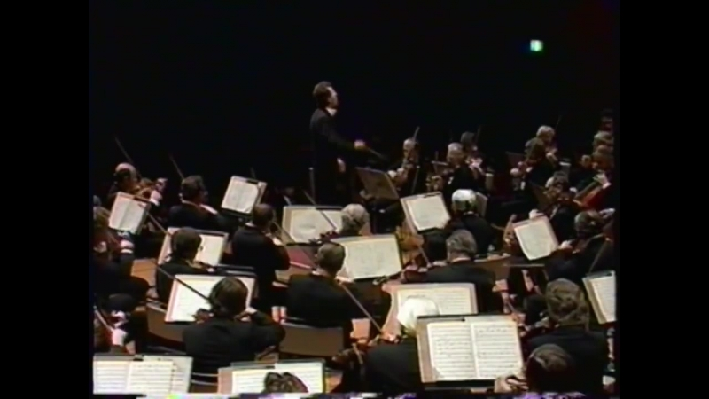 Shostakovich_ Symphony No. 5 in D minor, II. Allegretto, Conductor_ Mariss Janso